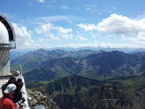 View from Pic du Midi